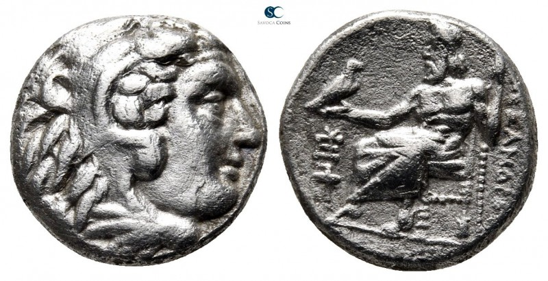Kings of Macedon. Sardeis. Philip III Arrhidaeus 323-317 BC. In the name and typ...