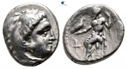 "Kings of Macedon. Sardeis (?). Alexander III ""the Great"" 336-323 BC. Drachm AR"