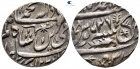 India.  AD 1700-1800. Rupee AR