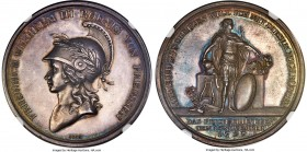 Prussia. Friedrich Wilhelm III silver Coronation Medal 1797 MS63 NGC, Marienburg-3645. 41mm. 28.77gm. By Loos. Steel-toned and displaying sharp detail...
