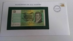 Australia, 2 Dollars, 1979, UNC, p43c, FOLDER