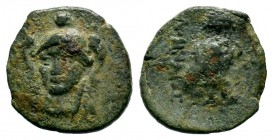 TROAS. . Ae (355-334 BC).?? Condition: Very Fine  Weight: 3,23 gr Diameter: 17,30 mm