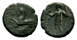 PAMPHYLIA. Perge. Ae (Circa 260-230 BC).  Condition: Very Fine  Weight: 2,00 gr Diameter: 13,10 mm
