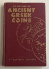 KLAWANS Zander H. An Outline of Ancient Greek Coins. Whitman Publishing Company 1964. Editorial binding, pp. 208, ill. ex libris Alex G. Malloy