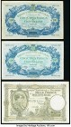 World (Belgium, France, Italy) Group Lot of 5 Examples Fine-Very Fine.   HID09801242017