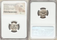 MACEDONIAN KINGDOM. Alexander III the Great (336-323 BC). AR drachm (18mm, 8h). NGC AU. Posthumous issue of Lampsacus, ca. 310-301 BC. Head of Heracle...