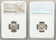MACEDONIAN KINGDOM. Alexander III the Great (336-323 BC). AR drachm (17mm, 1h). NGC XF. Posthumous issue of Abydus, ca. 310-301 BC. Head of Heracles r...