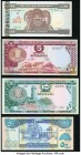 A Quartet of East African Notes from Eritrea and Somalia. Choice Crisp Uncirculated.   HID09801242017