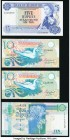 An Attractive Selection from Mauritius and Seychelles. Choice Crisp Uncirculated.   HID09801242017