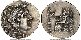 THRACE. Odessus. Ca. 125-70 BC. AR tetradrachm (30mm, 16.21 gm, 12h). NGC XF 5/5 - 5/5. Time of Mithradates VI Eupator, in the name and types of Alexa...