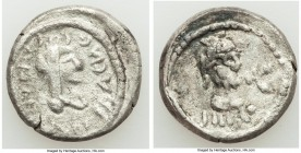 BOSPORAN KINGDOM. Rhescuporis IV (AD 242/3-276/7), with Trebonianus Gallus. AR stater (20mm, 7.11 gm, 1h). VF. Dated Bosporan Year 548 (AD 251/2). BAC...