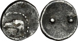 Akragas. AR Hexas or Dionkion, c. 440-420 BC