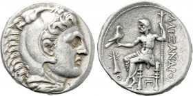 KINGS OF MACEDON. Alexander III 'the Great' (336-323 BC). Tetradrachm. Uranopolis.