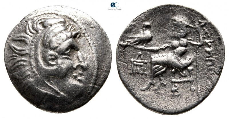 Danube Region. Imitating Philip III of Macedon circa 200-100 BC. 