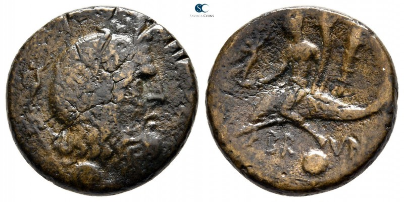 Calabria. Brundisium circa 215 BC. 