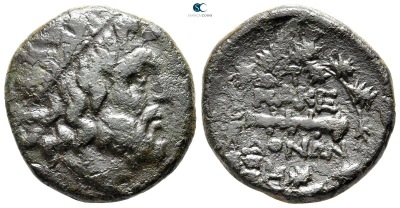 Kings of Macedon. Uncertain mint in Macedon. Time of Philip V - Perseus 187-168 ...