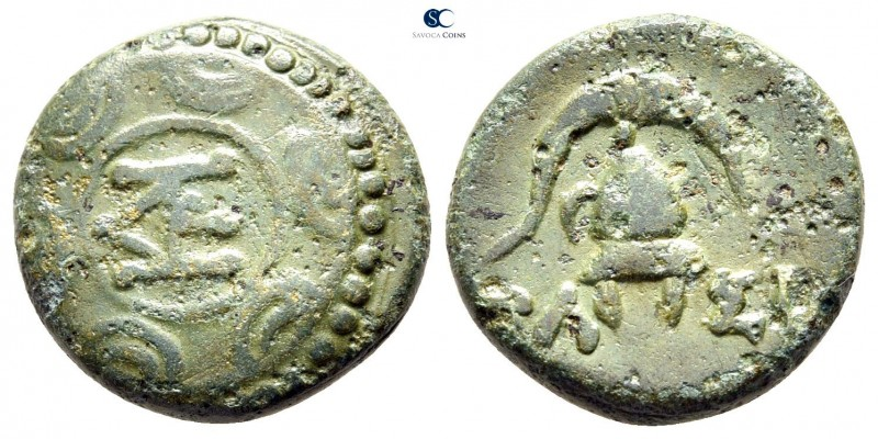 Kings of Macedon. Uncertain mint in Macedon. Demetrios I Poliorketes 306-283 BC....
