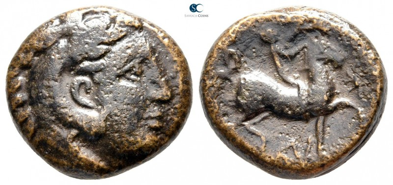 Kings of Macedon. Uncertain mint in Macedon. Antigonos I Monophthalmos 320-301 B...