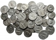 Lot of ca. 40 roman imperial coins / SOLD AS SEEN, NO RETURN!