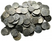 Lot of ca. 117 islamic bronze coins / SOLD AS SEEN, NO RETURN!