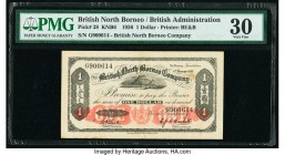 British North Borneo British North Borneo Company 1 Dollar 1936 Pick 28 PMG Very Fine 30.   HID09801242017  © 2020 Heritage Auctions | All Rights Rese...