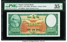 Nepal Central Bank of Nepal 100 Mohru ND (1960) Pick 11 PMG Choice Very Fine 35 EPQ.   HID09801242017  © 2020 Heritage Auctions | All Rights Reserved