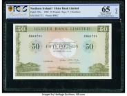 Northern Ireland Ulster Bank Limited 50 Pounds 1.10.1982 Pick 329a PCGS Gem UNC 65 OPQ.   HID09801242017  © 2020 Heritage Auctions | All Rights Reserv...
