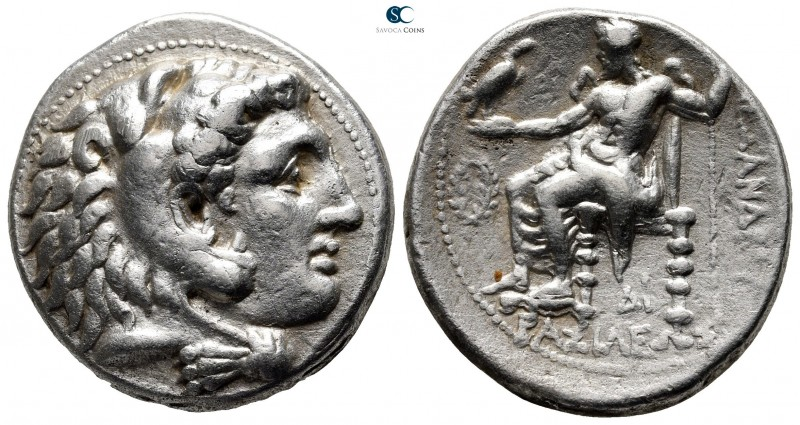 "Kings of Macedon. Side. Alexander III ""the Great"" 336-323 BC. 