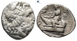 Thessaly. Magnetes circa 140-130 BC. Drachm AR