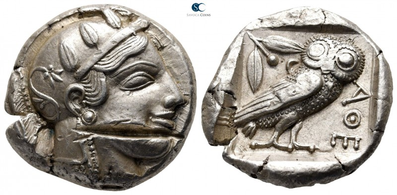 Attica. Athens circa 475-465 BC. 