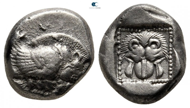 Ionia. Samos circa 510-500 BC. 