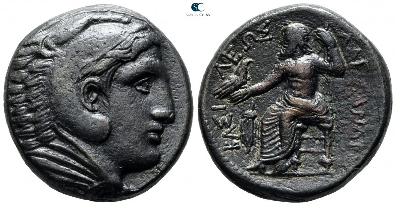 "Kings of Macedon. 'Amphipolis'. Alexander III ""the Great"" 336-323 BC. Struck und..."