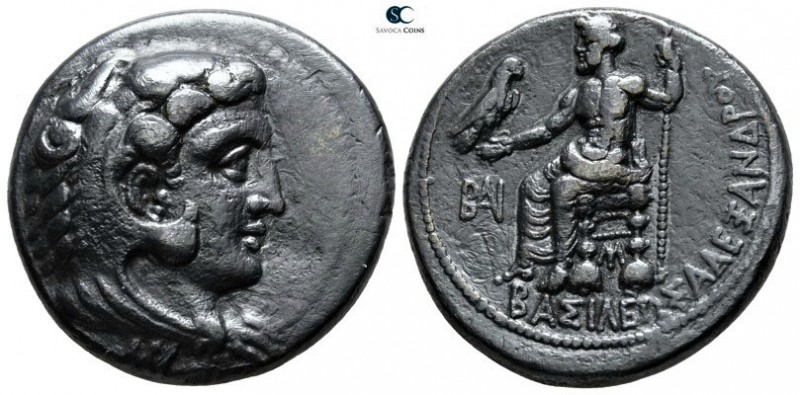 "Kings of Macedon. Myriandros. Alexander III ""the Great"" 336-323 BC.