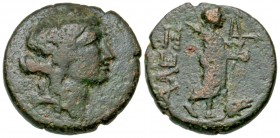 Troas, Alexandreia. Civic issue. 301-281 B.C. AE 14 half-unit.