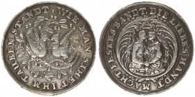 Germany Medal 17th Century