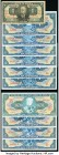Brazil Group Lot of 43 Examples Fine-Crisp Uncirculated.   HID09801242017  © 2020 Heritage Auctions | All Rights Reserved