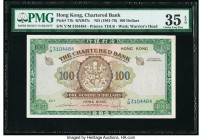 Hong Kong Chartered Bank 100 Dollars ND (1961-70) Pick 71b KNB47c PMG Choice Very Fine 35 EPQ.   HID09801242017  © 2020 Heritage Auctions | All Rights...