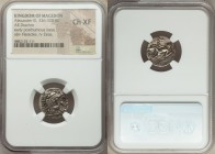 MACEDONIAN KINGDOM. Alexander III the Great (336-323 BC). AR drachm (17mm, 8h). NGC Choice XF. Posthumous issue of Lampsacus, under Antigonus I Monoph...