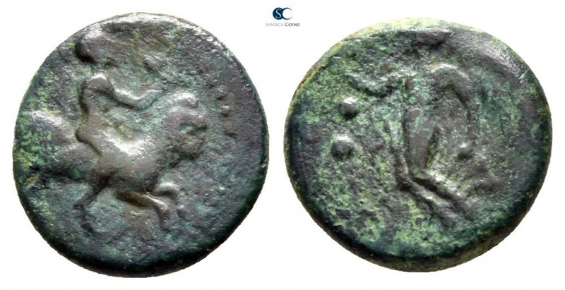 Sicily. Himera 420-415 BC. 