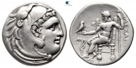 Kings of Macedon. Uncertain mint in Macedon. Time of Kassander - Antigonos II Gonatas circa 310-275 BC. In the name and types of Alexander III. Drachm...