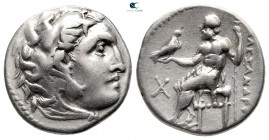 Kings of Macedon. Uncertain mint in Western Asia Minor. Philip III - Antigonos I Monophthalmos 323-310 BC. Drachm AR