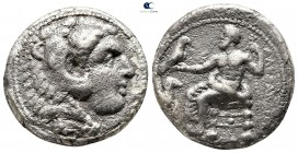 "Kings of Macedon. Damascus. Alexander III ""the Great"" 336-323 BC. Tetradrachm AR"