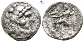 "Kings of Macedon. Tyre. Alexander III ""the Great"" 336-323 BC. Tetradrachm AR"