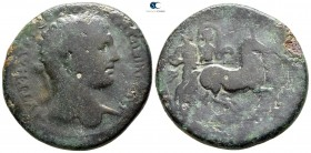 Thrace. Perinthos. Caracalla AD 198-217. Hexassarion Æ