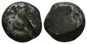 CYPRUS, Salamis. Euelthon. Circa 560-525 BC. AR Stater   Condition: Very Fine  Weight:11.20 gr Diameter: 18 mm