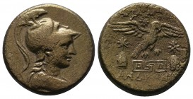 PHRYGIA. Apameia. Ae (Circa 100-50 BC).  Condition: Very Fine  Weight:8.24 gr Diameter: 22 mm