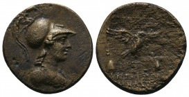 PHRYGIA. Apameia. Ae (Circa 100-50 BC).  Condition: Very Fine  Weight:6.82 gr Diameter: 24 mm