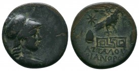 PHRYGIA. Apameia. Ae (Circa 100-50 BC).  Condition: Very Fine  Weight:7.07 gr Diameter: 22 mm