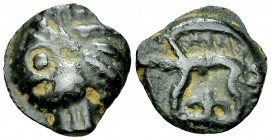 Leuci AE cast potin 