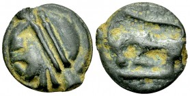 Sequani AE cast potin 